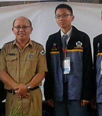 Siswa SMA Kristen 2 Tomohon Ariel Massie Wakili Sulut di OSN