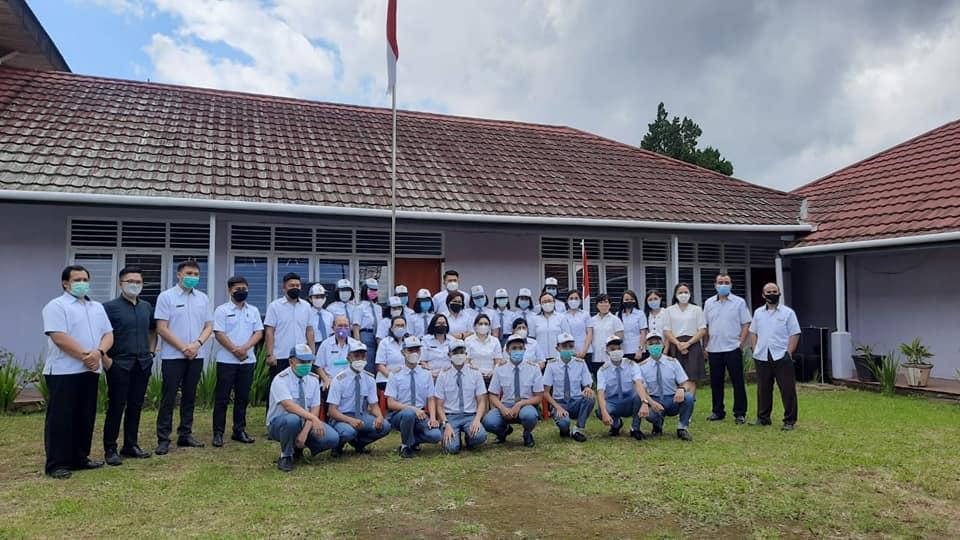 Susunan Majelis Pembina OSIS, Musyawarah Perwakilan Kelas (MPK), dan Pengurus OSIS Tahun 2021